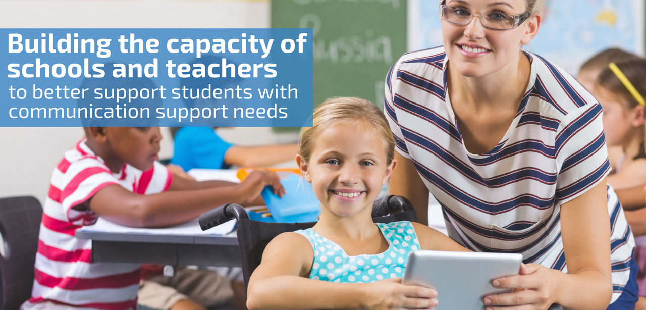 building capacity of teachers