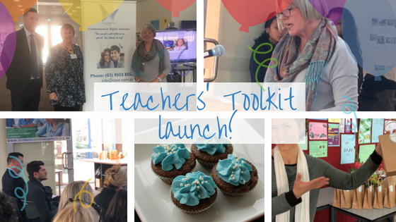 Images from the teachers toolkit launch event